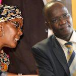 Zanu PF Succession Battle : Grace Mugabe Undresses  Jonathan Moyo