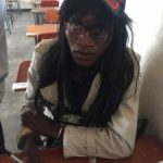 Pictures: Zimbabwe man wears wig, writes English exam for student