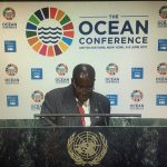 Watch:President Mugabe Lectures The World On Ocean Management