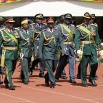 Mugabe splashes millions of dollars on more than 300  top cars for army chiefs