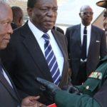 Mudzidzi WIMBO, Prophet Ndlovu name Sekeramayi as next Zimbabwe President