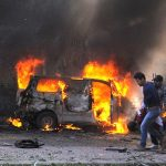Zimbabwe man killed in Syria bomb explosion