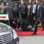 Mugabe Attacks Allies and Opposition, Vows to Keep Running
