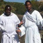 Madzibaba Andy Muridzo cut dreadlocks