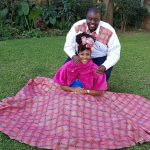 Sir Wicknell who advertised for wife with a long list on Facebook finally gets married