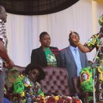 WATCH: Video shows shaky Mugabe being led to seat