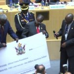 Shocking Details Emerge in  Mugabe  $1 Million  African Union Donation