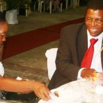 Welshman Ncube ,(56) bashes 33 year old wife