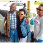 I will be back: Zodwa waBantu falls in love with Zimbabwe