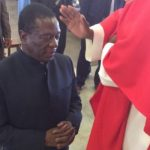 Zimbabwe Health Minister Says VP Mnangagwa Left Gwanda Vomiting, severely ill