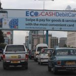 EcoCash reduces its monthly limits for the debit card international use