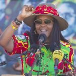 Grace Mugabe chickens out of Matebeleland South rally