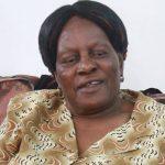 Late VP Muzenda's widow dies at 88