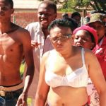 Topless Tabitha Khumalo Takes The Fall As MDC-T Suspends 5 Over Bulawayo Violence