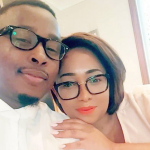 Tytan back in Zimbabwe after three month holiday with Olinda in the UK