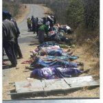 11 apostolic sect congregants perish in horror accident
