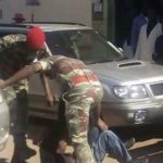 Zimbabwe on the brink as army bash police  in the Harare
