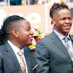 Mugabe's sons party up a storm all over