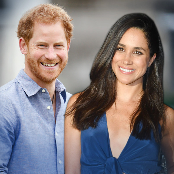 Prince Harry And His New Girlfriend Meghan Markle Set To