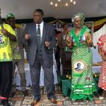 Mphoko backs Grace- says Mugabe should name successor