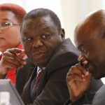 Tsvangirai condemns attackers of deputy Khupe-says they must face the wrath of the law