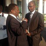 Brutal Jonathan Moyo Torments Poisoned Mnangagwa