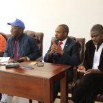 President Tsvangirai Suspends Chalton Hwende Over Matabeleland Disturbances