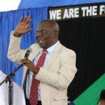 Tsvangirai steals Mujuru's thunder