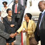 Mugabe Ordered To Stay Within 25-mile Radius As He Arrives in New York With Bloated Delegation of Over 70