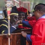 Picture: Mugabe Finally  Kisses Woman Of His Dreams Dr Khupe