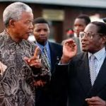"""Mugabe torments dead Madiba again, says """"Mandela wanted freedom, that's why everything in SA is in white hands"""""""