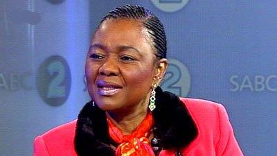 Dr Hlengiwe Mkhize