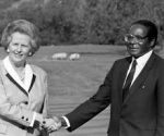 He also alleges that Thatcher supported the Gukurahundi massacres.