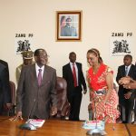 Mnangagwa poisoning saga spills into politburo