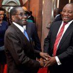 How Ramaphosa dealt with Grace Mugabe's assult issue