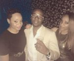 PIC: Stunner with ex Pokello and lover Melissa