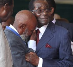 Mugabe Granted Immunity As Part Of Resignation Deal