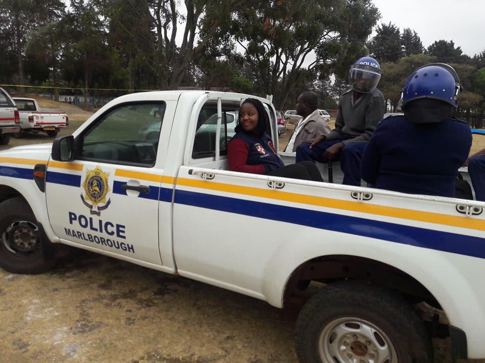 Harare lawyer Advocate Fadzayi Mahere