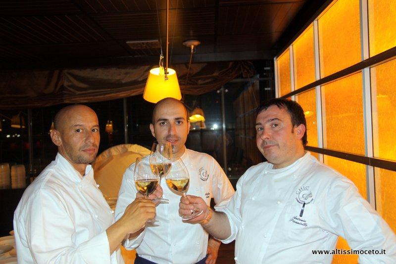 Chef Stefano Santo