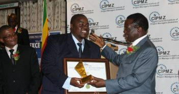 Wicknell Chivayo and Sakunda Holdings (Sakunda) founder Kuda Tagwirei