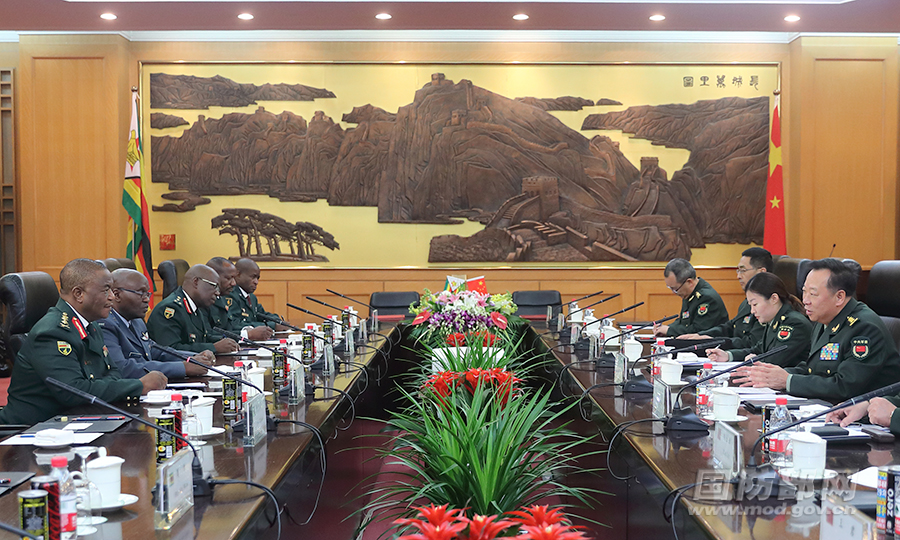 Image result for Chiwenga china trip