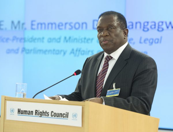 Mnangagwa Will Announce Cabinet Tomorrow – Mangwana