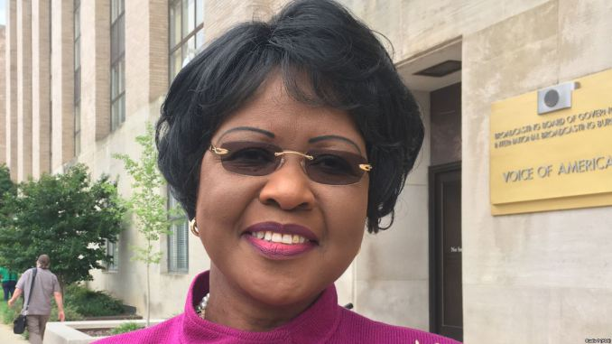 Arikana Chibombori Quao, Permanent Representative, African Union Mission to the United States