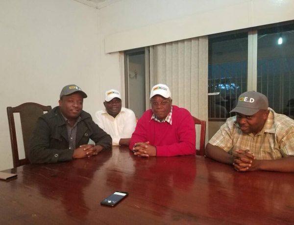 Chombo Faces Arrest Over President Mnangagwa Cap