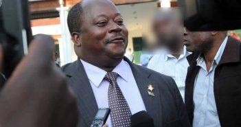Insiza North MP Andrew Langa (Zanu-PF)