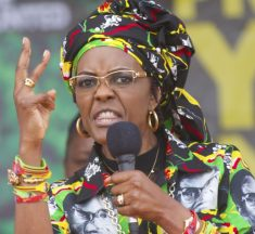 Grace Mugabe Embroiled In a Nasty Land Dispute With Reformed Church in Zimbabwe