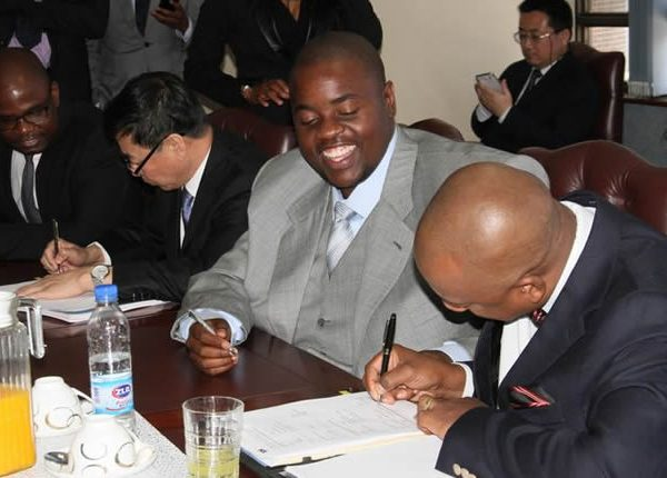 Businessman Wicknell Chivayo Paid $7 Million Unsecured Advance for Gwanda Solar Project