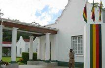 Zimbabwe State House