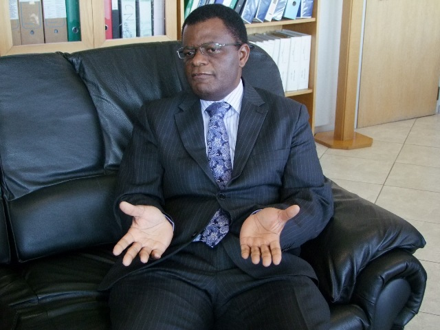 former Netone chief executive Reward Kangai