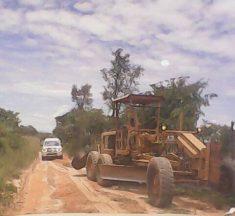 Mnangagwa Government  Fixing Roads to Morgan Tsvangirai's Homestead Ahead of Tuesday Burial